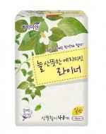 Прокладки гигиенические на каждый день Линия плюс YEJIMIN Panty liner herb normal 40шт нормал: фото