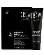 Отзывы Камуфляж для седых волос American Crew PRECISION BLEND Темный натуральный 2/3, 3*40мл